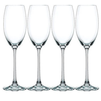 Nachtmann Vivendi Set of 4 White Wine Glasses, 16-Oz.