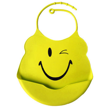 New Design Baby Bibs Waterproof Baby Clothing