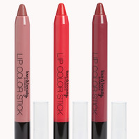 Lip Color Stick Set