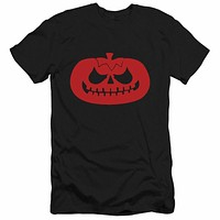 Summer Men T-Shirt Cotton Print Pumpkin Loose Fitness T Shirts Clothing