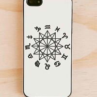 Zero Gravity Glow-In-The-Dark iPhone 5/5s Case- Ivory One