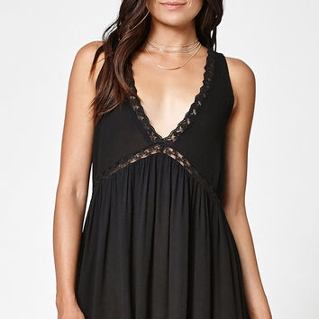 Kendall and Kylie V-Neck Button Back Dress at PacSun.com