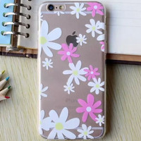 Hollow Out Floral iPhone 5se 5s 6 6s Plus Case Cover + Nice Gift Box 364