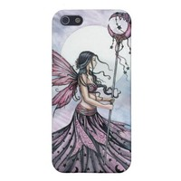 Purple Dream Fairy iPhone 4 Case