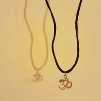 Ohm Choker Necklace