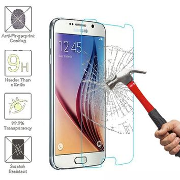 Premium Tempered Glass Screen Protector for Samsung Galaxy