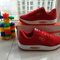 """PUMA"" Male Female Fashion Breathable Couple Shoes Sneakers Casual Shoes Running Shoes"