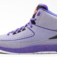 "Air Jordan 2 Retro ""Iron Purple"" Release Details"