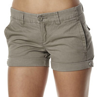 BILLABONG GIRL NEXT DOOR SHORT - EARTH GREEN