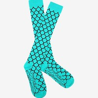 Disney The Little Mermaid Fin Socks