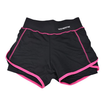 Fitness Running Two-Pieces Shorts