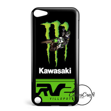 Ryan Villopoto Monster Thor Motocross iPod Touch 5 Case