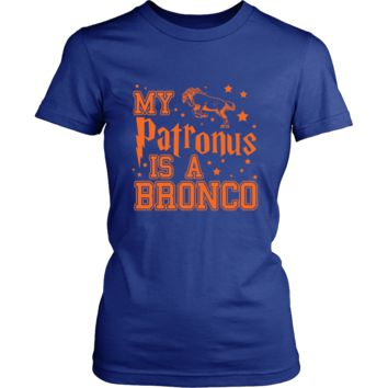 Patronus is a Bronco
