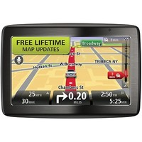 "TomTom VIA 1535M 5"" GPS Receiver with Built-In Bluetooth and Lifetime Map Updates"