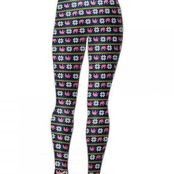 2059b45a5acd8 Simply Southern Camper Leggings Elephant