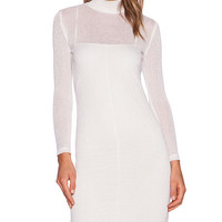 VIVIAN CHAN Margaux Dress in Ivory
