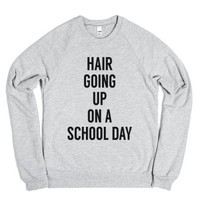 Heather Grey Sweatshirt | Funny Drake Lyrics Shirts