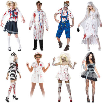 Role Play Role Play cosplay clothes _ bride dress costume Halloween performance arts [8939302279]