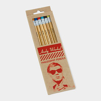 Andy Warhol Philosophy Pencils | MoMA