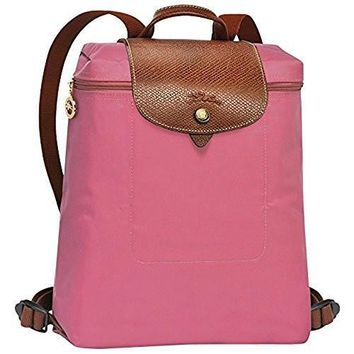 Longchamp Le Pliages Backpack Peony - Beauty Ticks