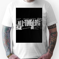 Somewhere In Neverland (All Time Low) Unisex T-Shirt