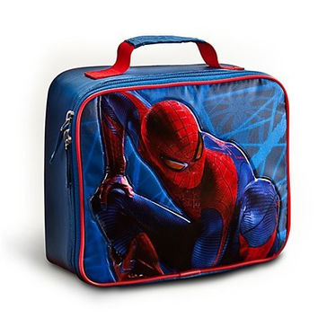 Disney Marvel Spider Man Movie Exclusive Lunch Box Tote