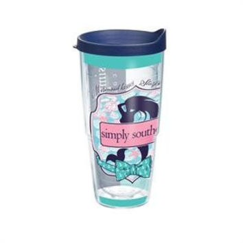 "Simply Southern Tervis ""Preppy Mermaid"""