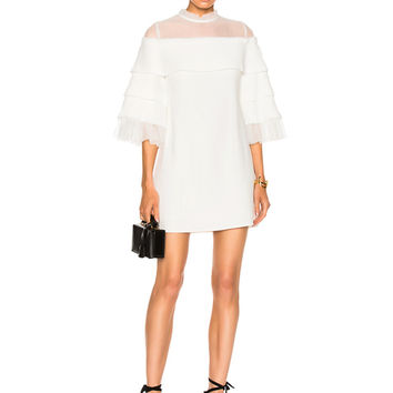 Alexis Pierre Dress in Off White | FWRD