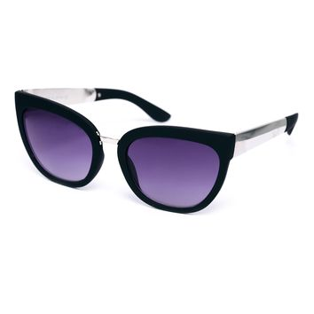 ASOS Cat Eye Sunglasses With Metal Bridge Detail