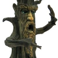 `Tree Man` Incense Tower Burner LOTR Green Man