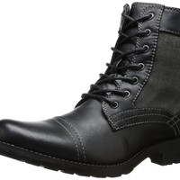 Steve Madden Men's Sentree Combat Boot