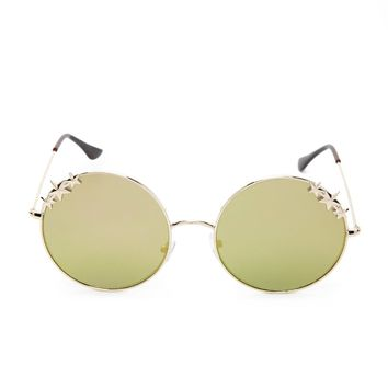 Star Round Sunglasses - Accessories - 1000230431 - Forever 21 Canada English