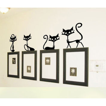 Black Cat Vinyl Set