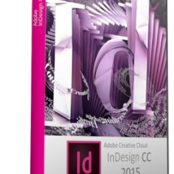 Adobe InDesign CC 2015.3 Crack Full & Serial Number Download