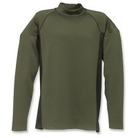 Browning FCW Base Layer Mock Shirt, Small