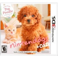 Amazon.com: Nintendogs + Cats:  Toy Poodle and New Friends: Video Games