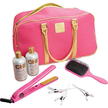 Ultra CHI Pink Iron Smooth Kit