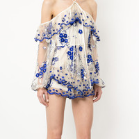 Alice Mccall A Girl Like You Playsuit - Farfetch