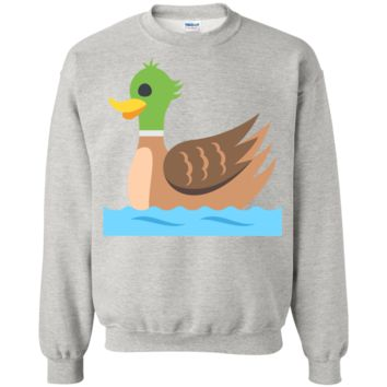 Duck Emoji Sweatshirt