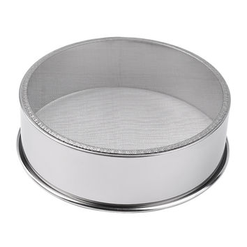 Stainless Steel Mesh Flour Sifting Sifter
