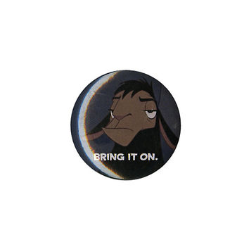 Disney The Emperor's New Groove Bring It On Pin