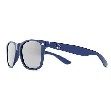 Penn State Throwback Sunglasses in Navy by Society43