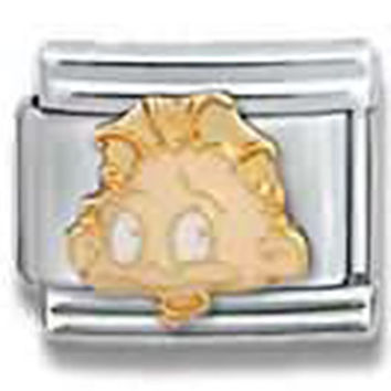 RUGRATS Dill Pickles Smiling Officially Licensed Italian Charm