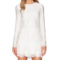THE JETSET DIARIES Dreaming the Same Dream Dress in White