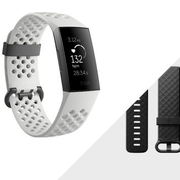 Shop Fitbit Charge 3™ Advanced Fitness Tracker