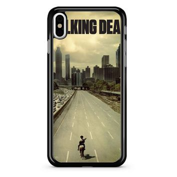 The Walking Dead Cover iPhone X Case