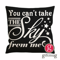 Firefly You Can't Take The Sky from Me Cushion Case / Pillow Case