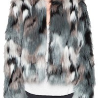 Willow & Clay Faux Fur Jacket | Nordstrom