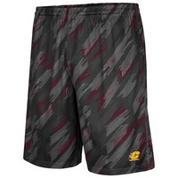 Colosseum Central Michigan Chippewas Bronco Shorts