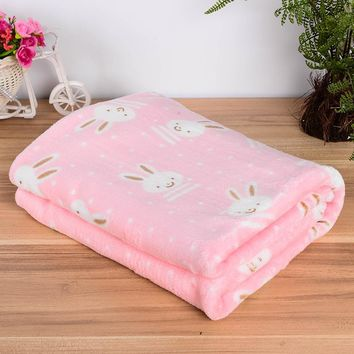 Cute Animal Patterned Blankets